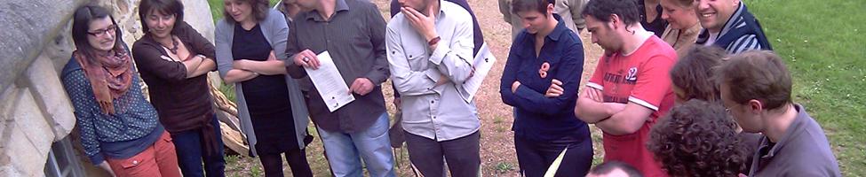 Cesam Oxalis - session d'accueil à Ligoure